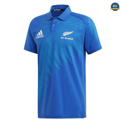 Max Maillot Rugby New Zealand All Blacks Coupe du monde 2019/20