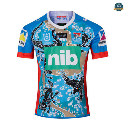 Max Maillot Rugby Knights Édition de héros 2019/20