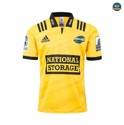 Max Maillot Rugby Hurricanes Domicile 2019/20