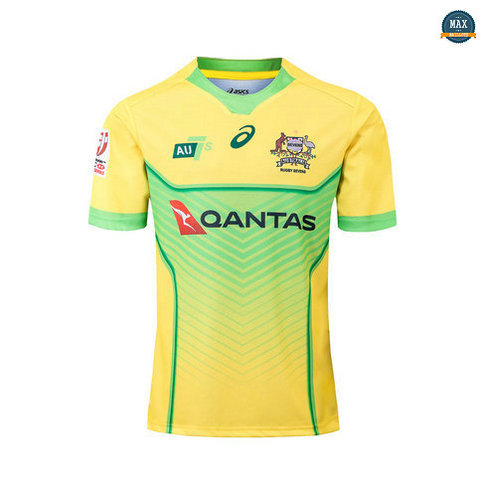 Max Maillot Rugby Australie 7s 2019/20