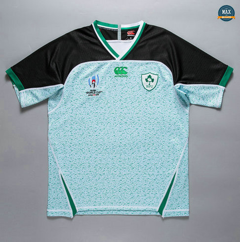 Max Maillot Rugby Irlande Exterieur Coupe du monde 2019/20