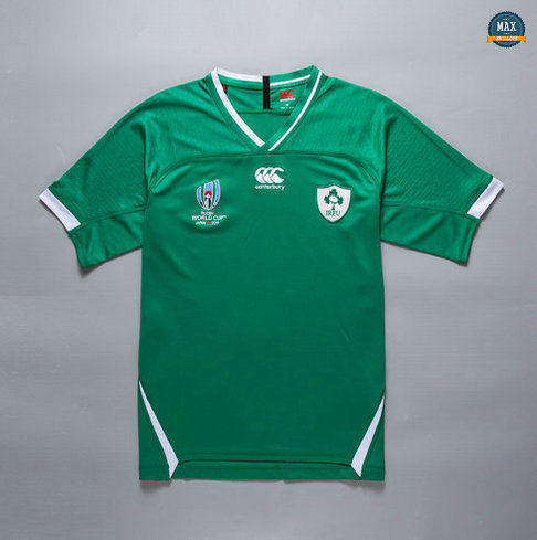 Max Maillot Rugby Irlande Domicile Coupe du monde 2019/20