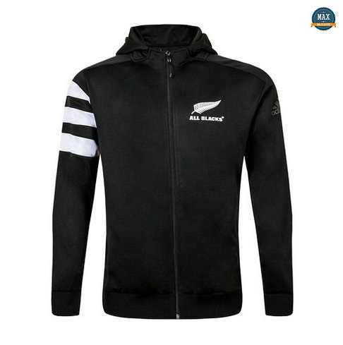 Max Maillot Rugby Veste All Blacks 2019/20
