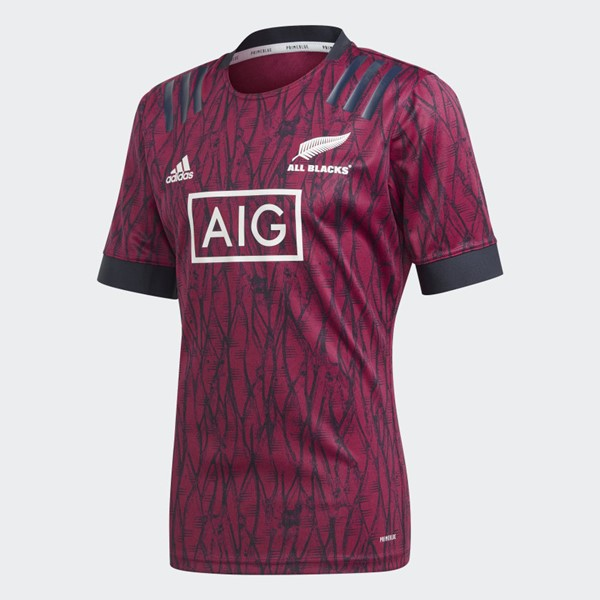Max Maillot Rugby All Blacks Domicile 2020 2021